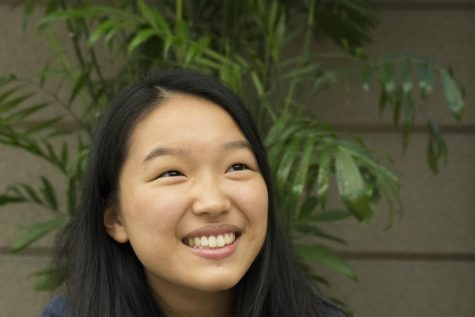 Humans of Harker: Amy Jin explores intersecting fields
