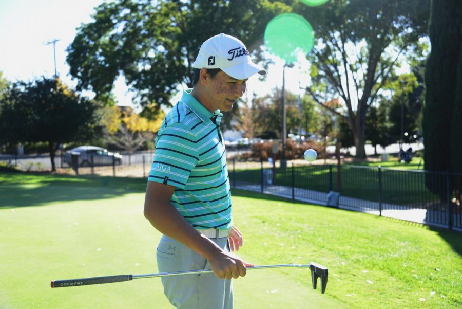"""""""I personally try to separate golf from me, because I know at times I think to myself, 'If you take away golf from me, what do I have left?'"""" Daulet Tuleubayev (12) said. """"So the one thing I do want to be remembered for is just that I was a good guy and a good friend, and I'd always be nice to you, hear you out, and support you. At the end of the day, despite what I've achieved or what anyone else has achieved, I just want to be remembered as a good friend. Not just in high school, but even in life. I wouldn't mind if I'm not remembered just as a golfer but a friendly and nice person."""""""