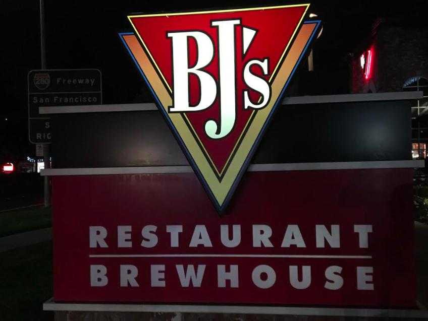 BJ's Restaurant & Brewhouse: Dessert Before Dinner