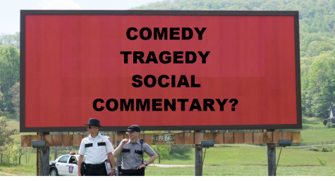 Three Billboards Outside Ebbing, Missouri walks the line between traditional film genres against the backdrop of social issues relevant in today