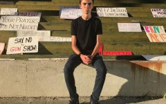 Voice of change: MSD student David Hogg stands behind Never Again MSD movement