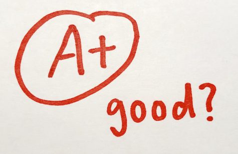Are good grades worth all the hard effort?