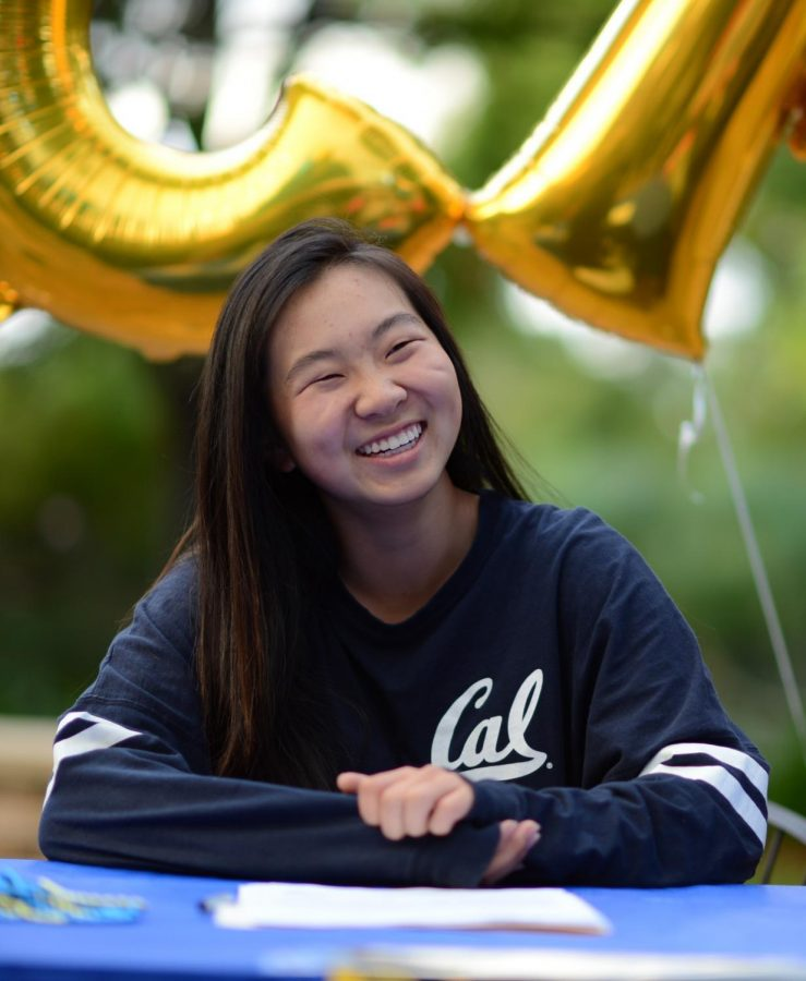 """""""At first I'm really introverted,"""" Katherine Zhu (12) said. """"When you get to know me, I'm super talkative. You're going to wish I stopped talking."""