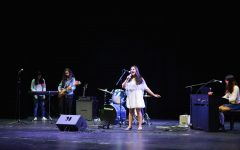 Anika Banga (12) sings Vanessa Carlton's