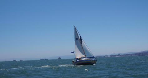 Memoir Monday: A day spent sailing