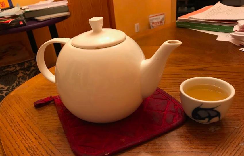 Memoir Monday: A pot and a cup