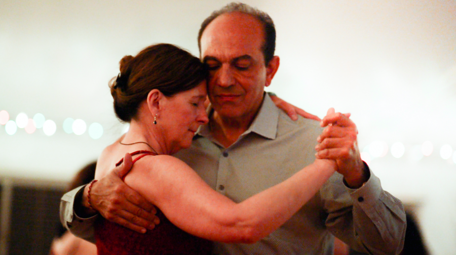 Math teacher moves to the music through tango career
