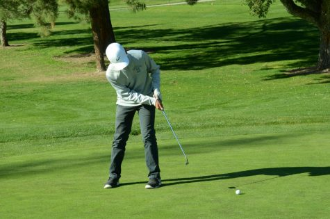 Boys golf defeats Nueva and Crystal Springs