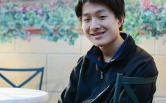 Humans of Harker: Patrick Zhong pursues computer science, ballet
