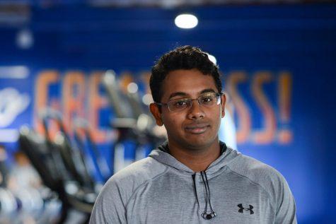 Humans of Harker: Vignesh Panchanatham perspires for greatness
