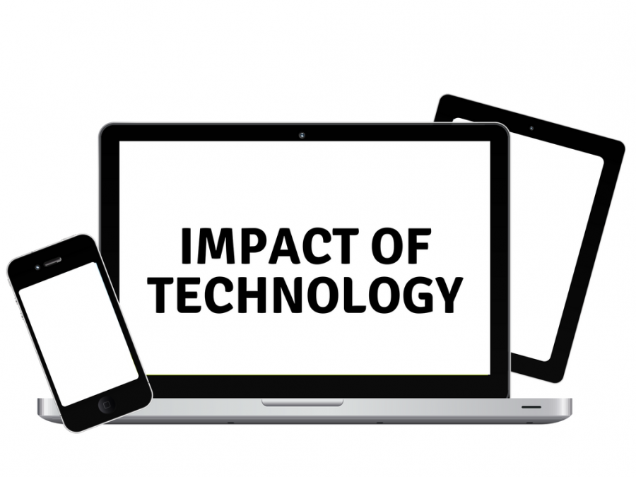 impact of technology graphic