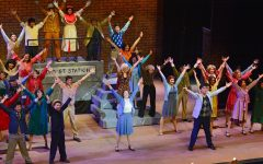 "Spring musical ""42nd Street"" taps the night away"