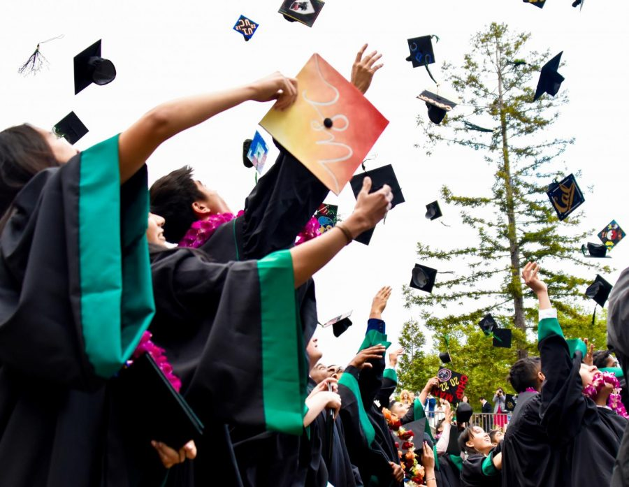 Hats off to the Class of 2018: Seniors graduate at Mountain Winery