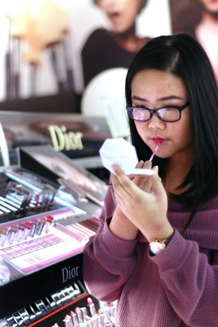 Humans of Harker: Mona Lee applies makeup and embraces confident self-expression