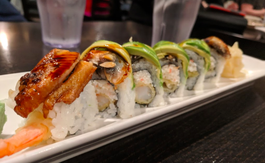 Sen Dai Sushi: Sushi with a modern flair