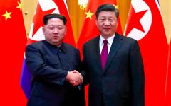 Kim Jong Un makes surprise visit to China