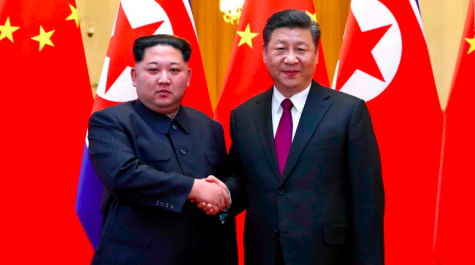 Kim Jong Un makes surprise visit to China