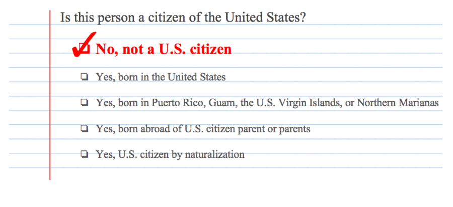 President Trump announced the addition of a question on the 2020 census that would ask individuals whether they are citizens. Such a question is raising concern of undercounting and biases against immigrants.