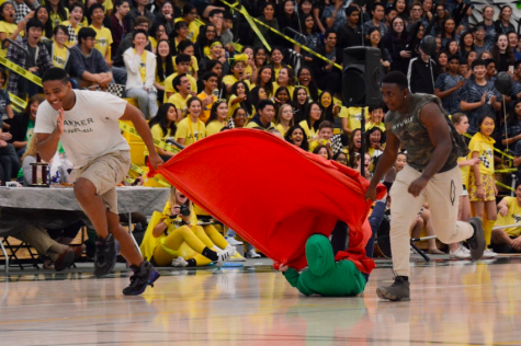 Upper school community celebrates Spirit Week