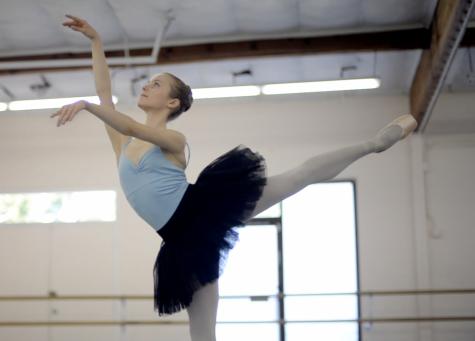 Humans of Harker Video: Anastasia Cheplyansky balances athletics and artistry