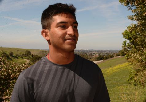 Humans of Harker: Jay Ali focuses on self-improvement
