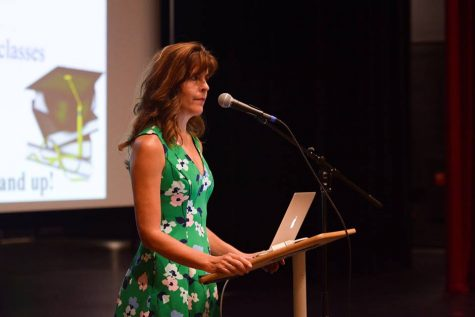 Performing arts department holds Conservatory Kickoff