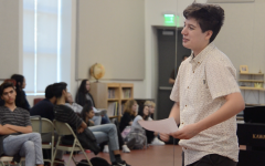 Fall play cast begins rehearsals