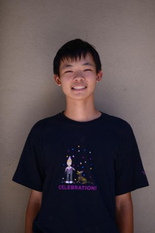 Photo of Mark Hu