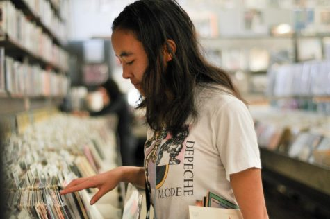 Humans of Harker: Making a sound purchase