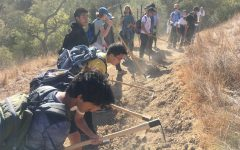 Freshmen travel to Coyote Valley for annual service trip
