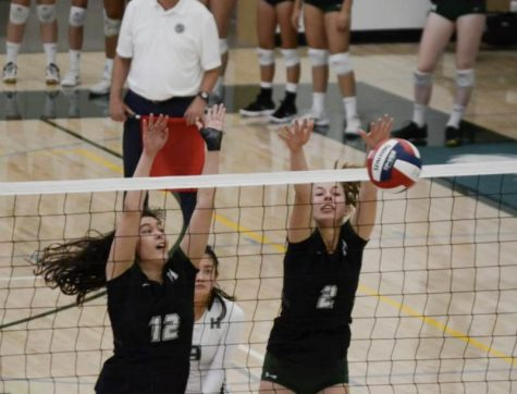 Varsity girls volleyball wins big in first postseason appearance since 2015