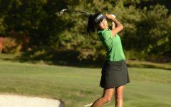 Varsity Girls Golf wins against Sacred Heart Prep, maintains streak