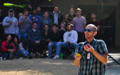 Quadchella talent show features comedy, poetry, music, juggling