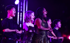 Harker performers attend annual Santana Row Tree Lighting