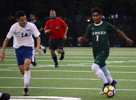 Varsity boys soccer loses senior night game to Kings Academy