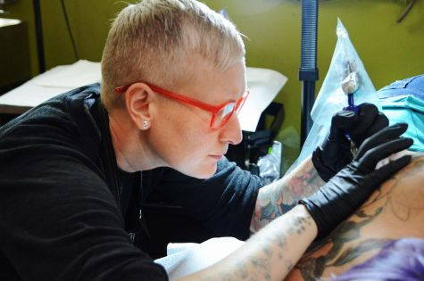 So you want to be a tattoo artist?