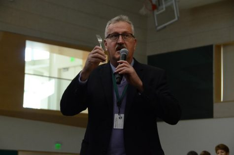 School meeting recap 12/3/18