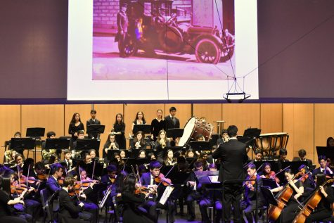 Annual winter concert unites Lab Band, Jazz Band, Orchestra