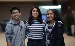 Three students named Regeneron finalists