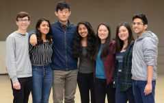 Seniors named Regeneron scholars
