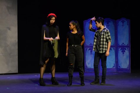 Behind the Scenes: Student Directed Showcase in pictures