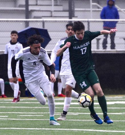 Varsity boys soccer advances to CCS semifinals with win over Gunn