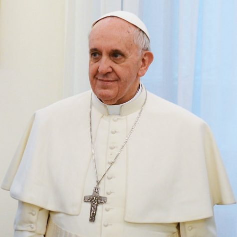 Pope Francis offers words on migration
