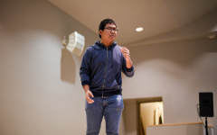 Student performers compete in annual Shakespeare monologue contest