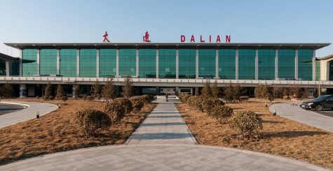 "Dalian International Airport, such as several other airports in China have imposed restrictions on travelers with ""social credit"" offenses. Millions were barred from traveling last year."