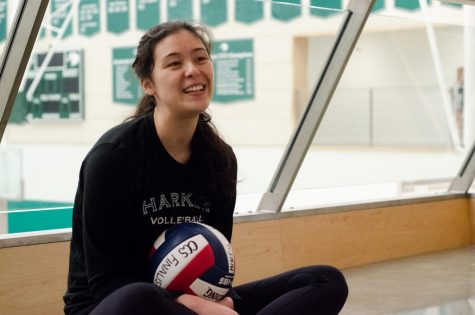 Humans of Harker: On the court and behind the keyboard