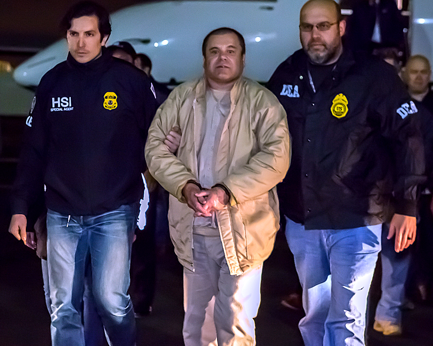Joaqu%C3%ADn+%22El+Chapo%22+Guzm%C3%A1n+Loera%2C+a+notorious+drug+trafficker+and+the+leader+of+the+Sinaloa+drug+cartel%2C+was+convicted+in+a+Brooklyn+courthouse+on+10+criminal+counts+and+faces+life+in+prison.