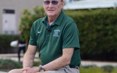 Cross country, track and field coach retires