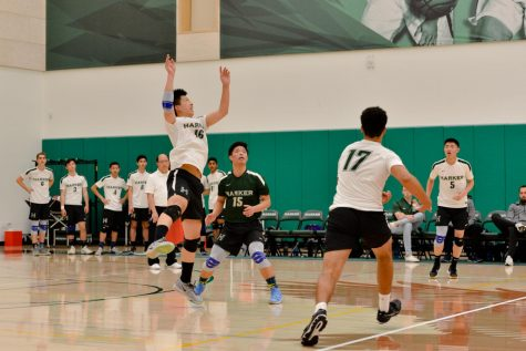 Boys volleyball ranked first in CCS, seventh in nation