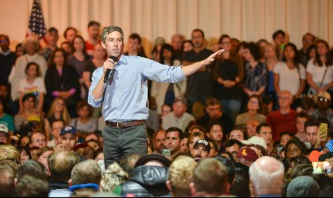 Starting from the bottom: Beto O'Rourke builds momentum at town hall in San Francisco